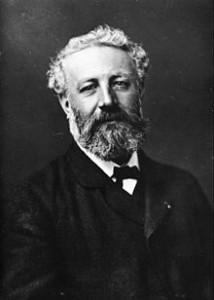 Un portrait de Jules Verne