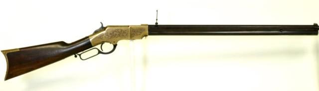 fusil henry 1860