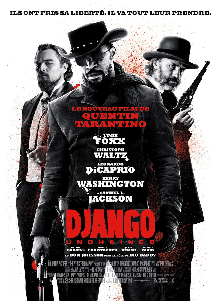 Affiche du film Djagon Unchained