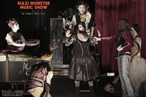 image du Maxi Monster Music Show