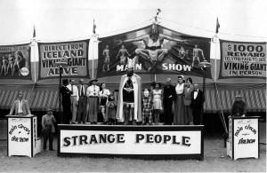 image de cirque