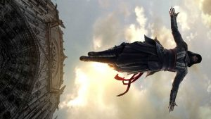 affiche assassin's creed, le film