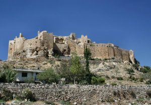 forteresse syrienne