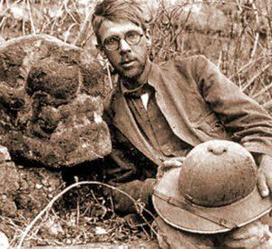 archéologue des années 10